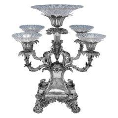 Sterling Silver Centrepiece