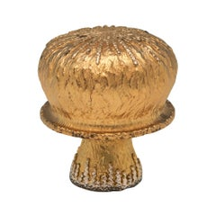 Sterling Silver Christopher Lawrence Mushroom
