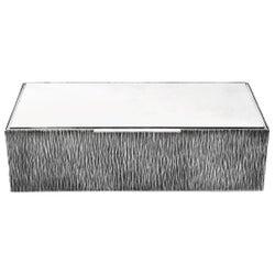 Sterling Silver Cigar Box / Cigarette Box Gerald Benney, 1981