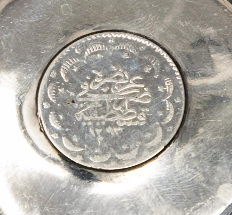 Other Sterling Silver Coin Dish For Sale