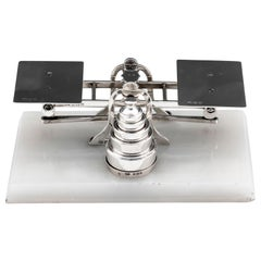 Sterling Silver Postal Scales George Betjemann & Sons