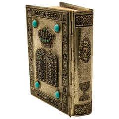 Sterling Silver Prayer Book
