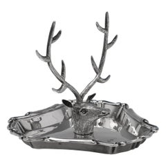 Sterling Silver Ring Stand