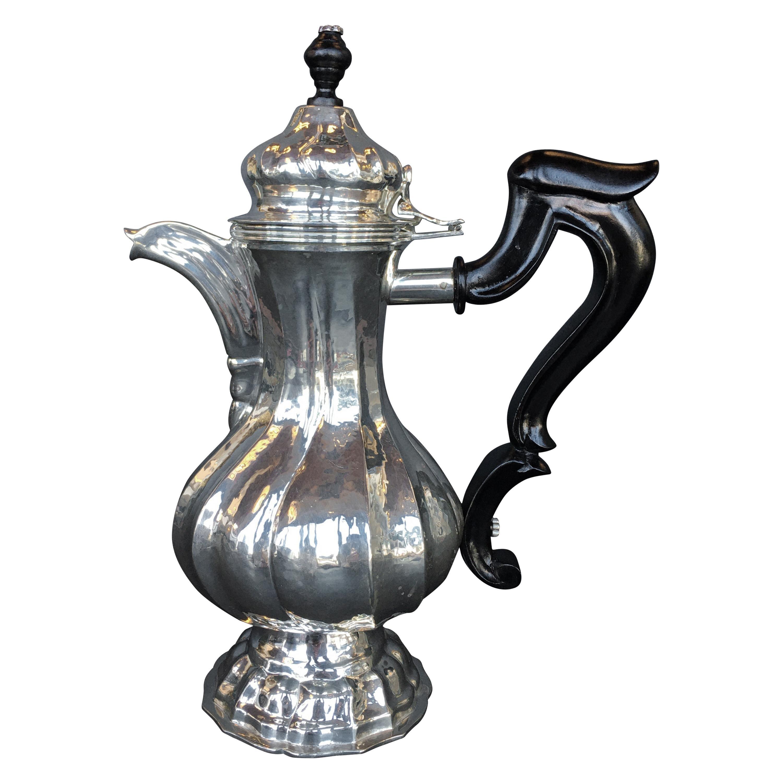 Sterling Silver Tea Pot