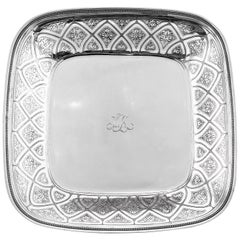 Sterling Square Dish