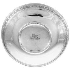 Sterling Tiffany Bowl