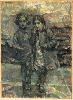 Impressionist Portrait Paintings