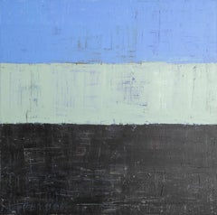 Seascape, Painting, Acrylic on Canvas