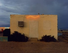 Grandview Motel, Albuquerque, New Mexico; 1980
