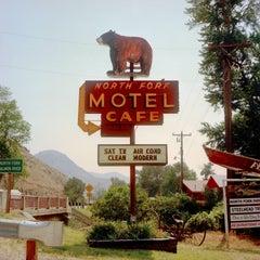 Highway 93, North Fork, Idaho; July 19, 2007
