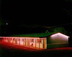 Motel, Raton, New Mexico; 1980