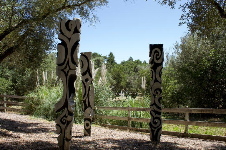 Zebra Fish  - Contemporary Sculpture by Steve Jensen