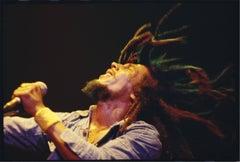 "Bob Marley, ""Flying Dreads,"" Hammersmith Odeon, London, 1976"
