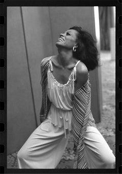 Diana Ross, London, 1976