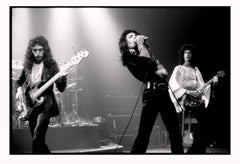 Queen, London, 1976