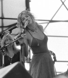 Stevie Nicks, Fleetwood Mac at JFK Stadium, Philadelphia, 1978