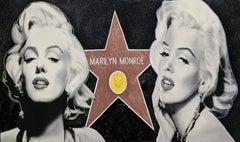DOUBLE MARILYN - THE HOLLYWOOD STAR