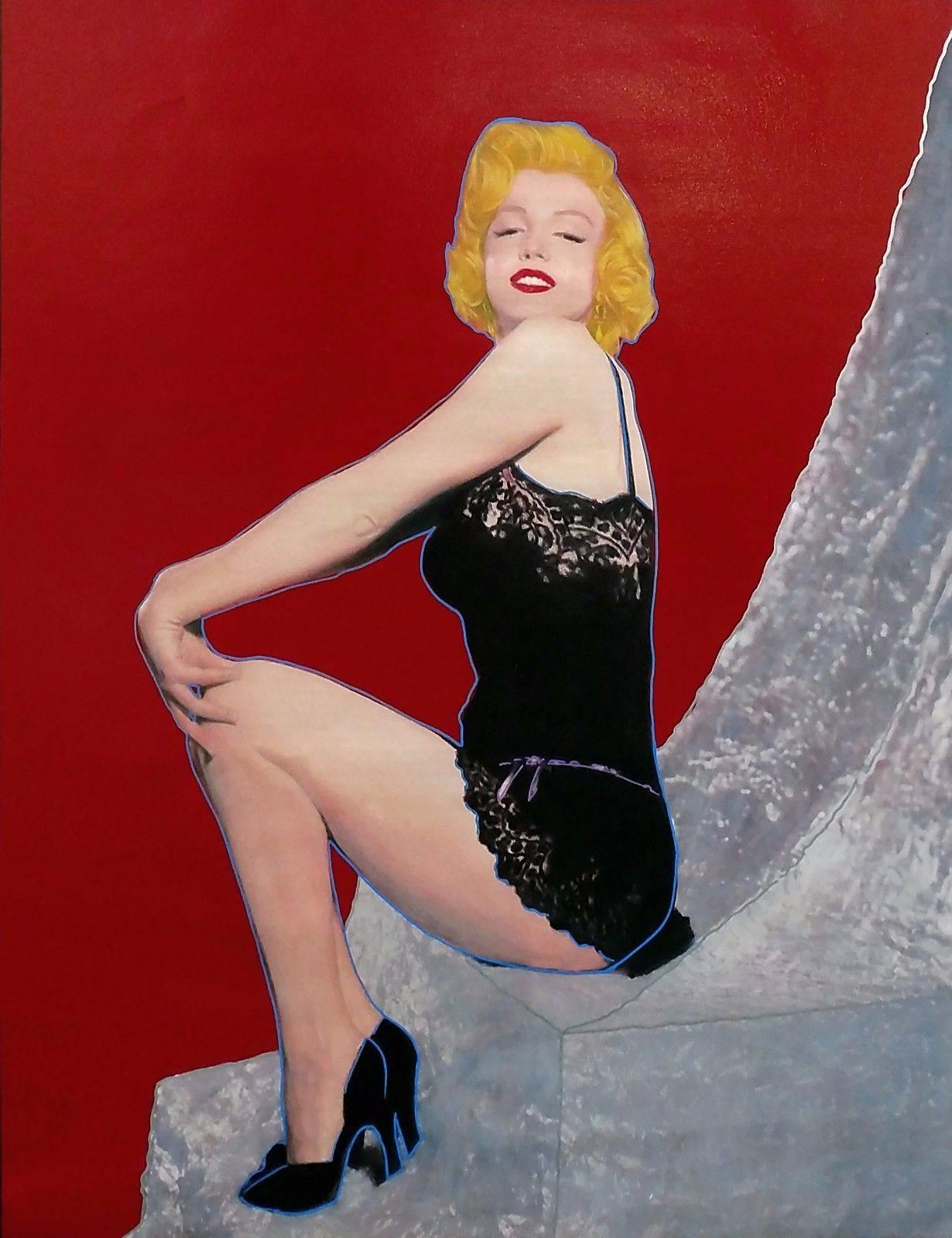 MARILYN - SITTING PRETTY