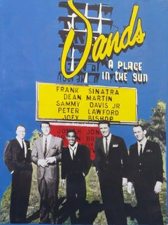 THE RAT PACK AT THE SANDS HOTEL