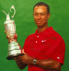 TIGER WOODS - VICTORY!