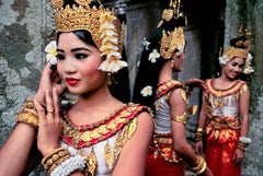 Dancers at Preah Kahn