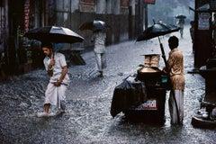 Man in Monsoon