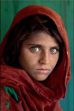 Afghan Girl (Sharbat Gula)