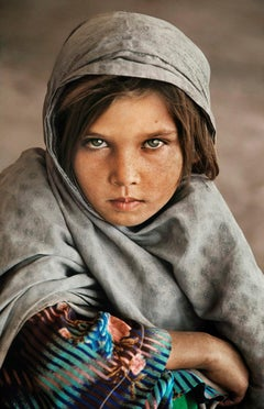 Save McCurry 'Afghan Nomad Girl'