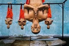 Shaolin Monks Training, Zhengzhou, China, 2004