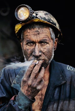 Smoking Coal Miner