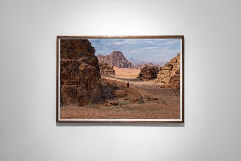 Wadi Rum, Jordan, 2019 - Photograph by Steve McCurry