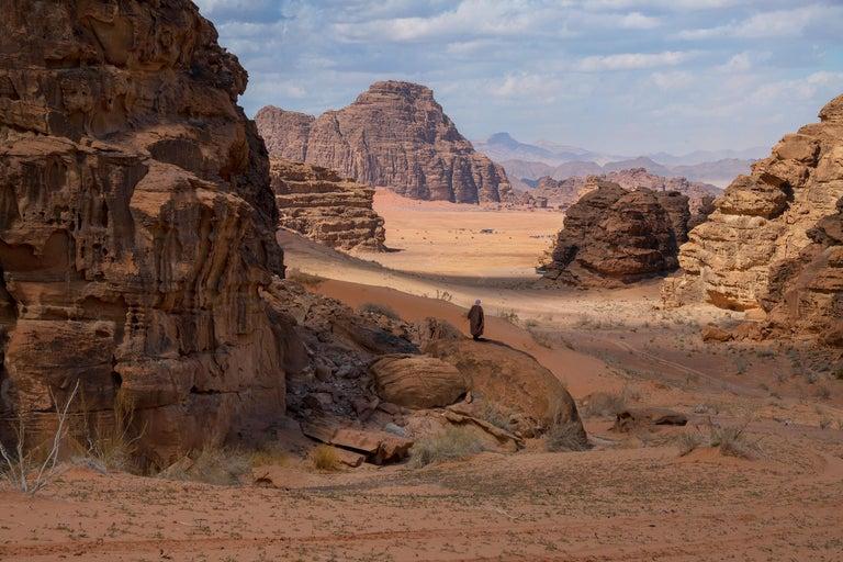Steve McCurry Color Photograph - Wadi Rum, Jordan, 2019