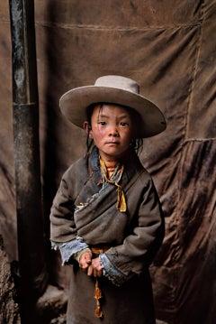 Young Tibetan Boy, Litang, Tibet, 2005