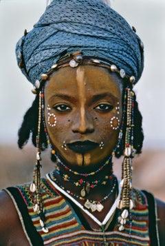 Young Wodaabe Man, Niger