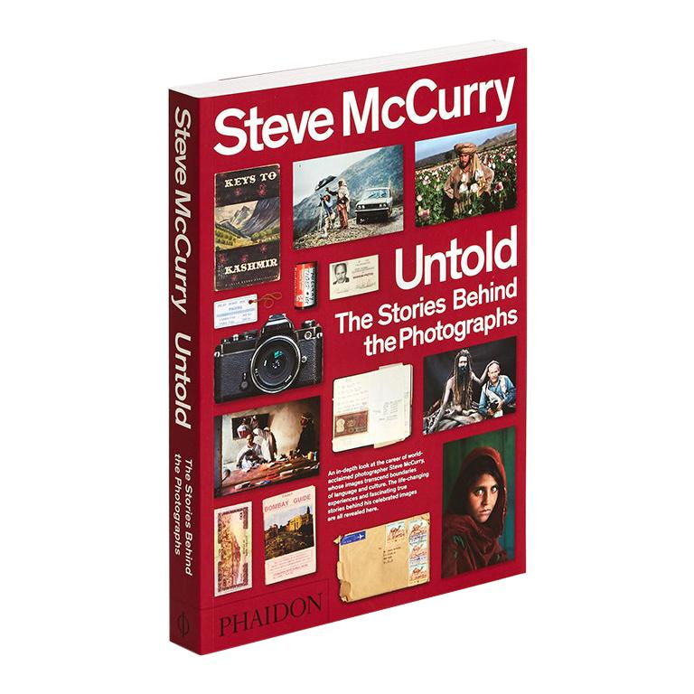 Steve McCurry Untold, The Stories Behind the Photographs