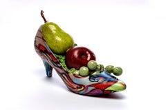 Shoe 1 - bronze shoe sculpture