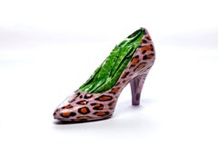 Shoe 6 - bronze shoe sculpture