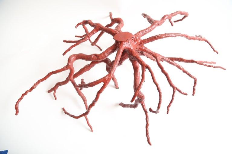 American Steve Tobin Trinity Root Sculpture