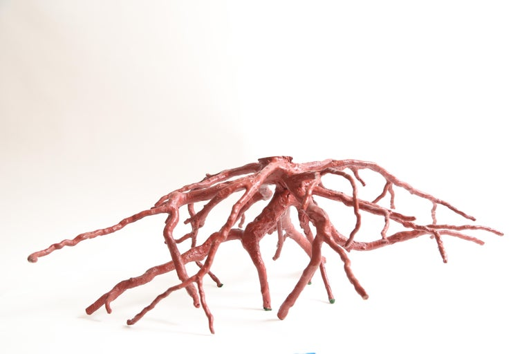 Contemporary Steve Tobin Trinity Root Sculpture