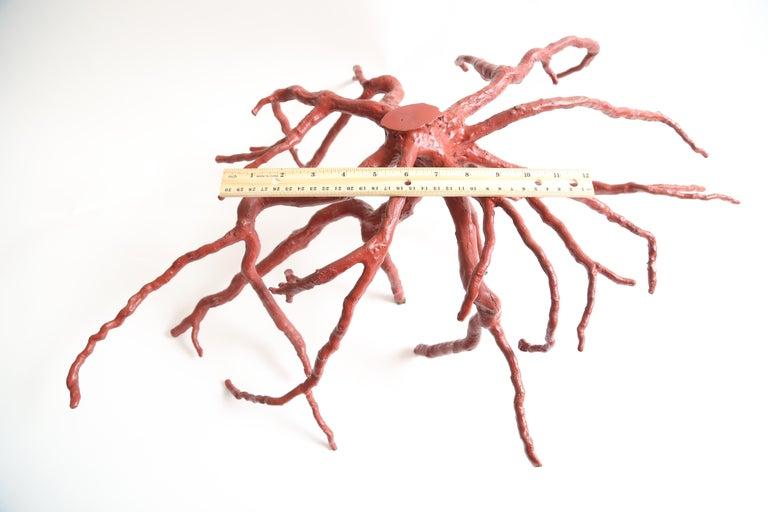 Bronze Steve Tobin Trinity Root Sculpture