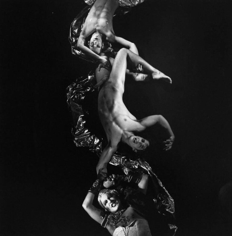 Steven Arnold Figurative Photograph - A Fight for Love and Glory