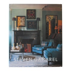 Steven Gambrel Time and Place Hardcover Book