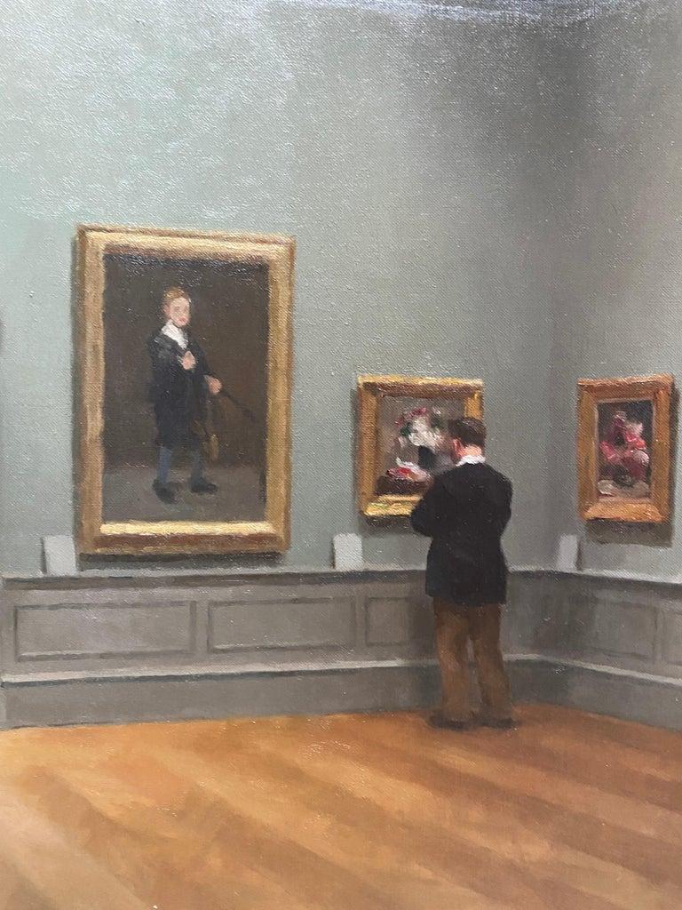 Met Museum, Impressionist Room 1