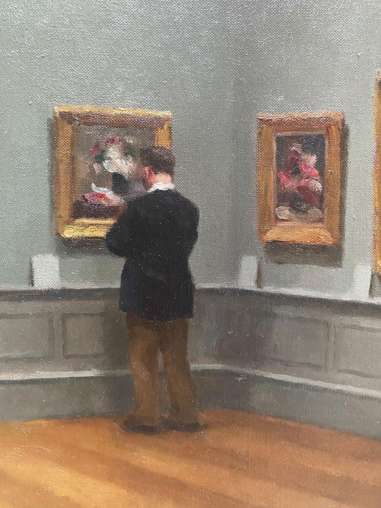 Met Museum, Impressionist Room 2