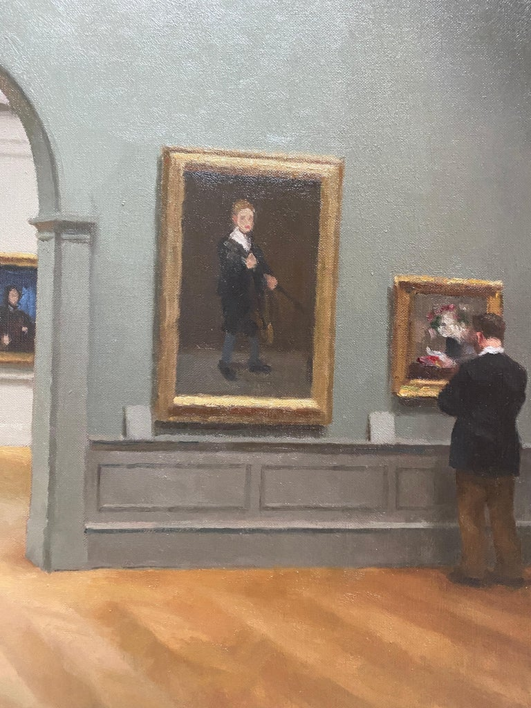 Met Museum, Impressionist Room 3