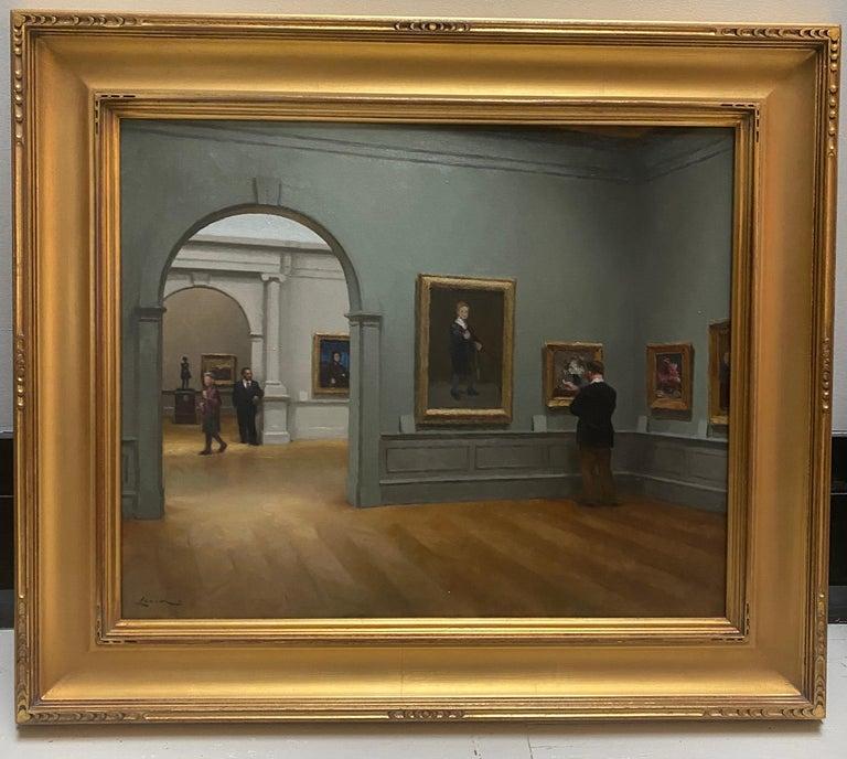 Met Museum, Impressionist Room 4