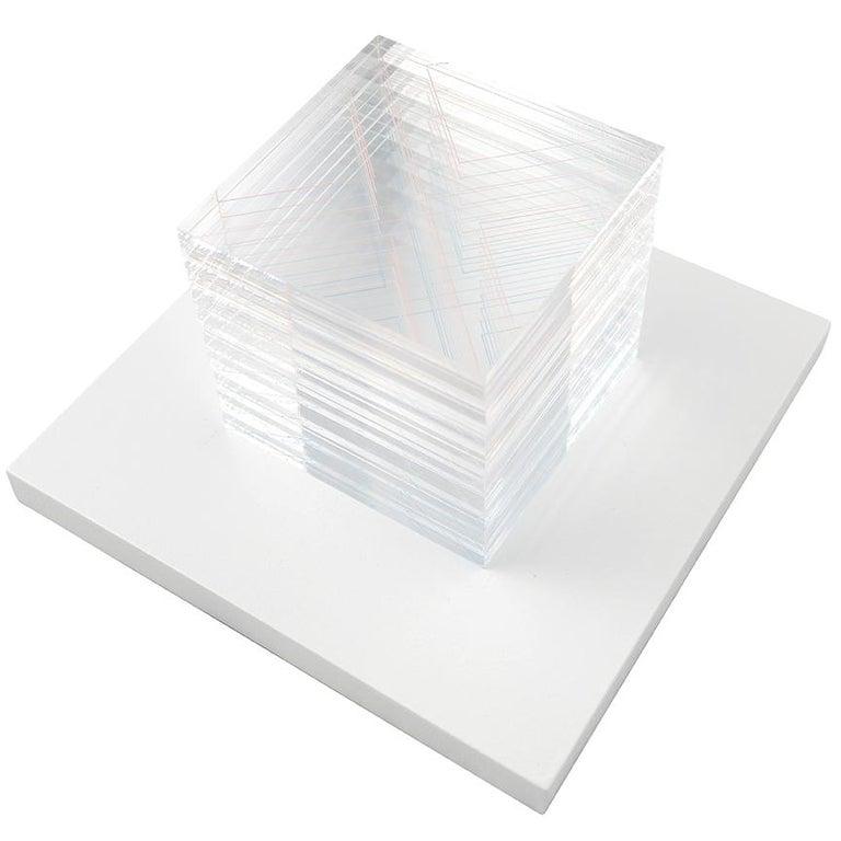 Steven MacIver Abstract Sculpture - Construct