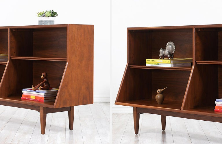 "Stewart MacDougall & Kipp Stewart ""Declaration"" Bookcase for Drexel For Sale 3"