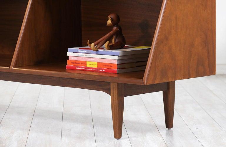 "Stewart MacDougall & Kipp Stewart ""Declaration"" Bookcase for Drexel For Sale 2"