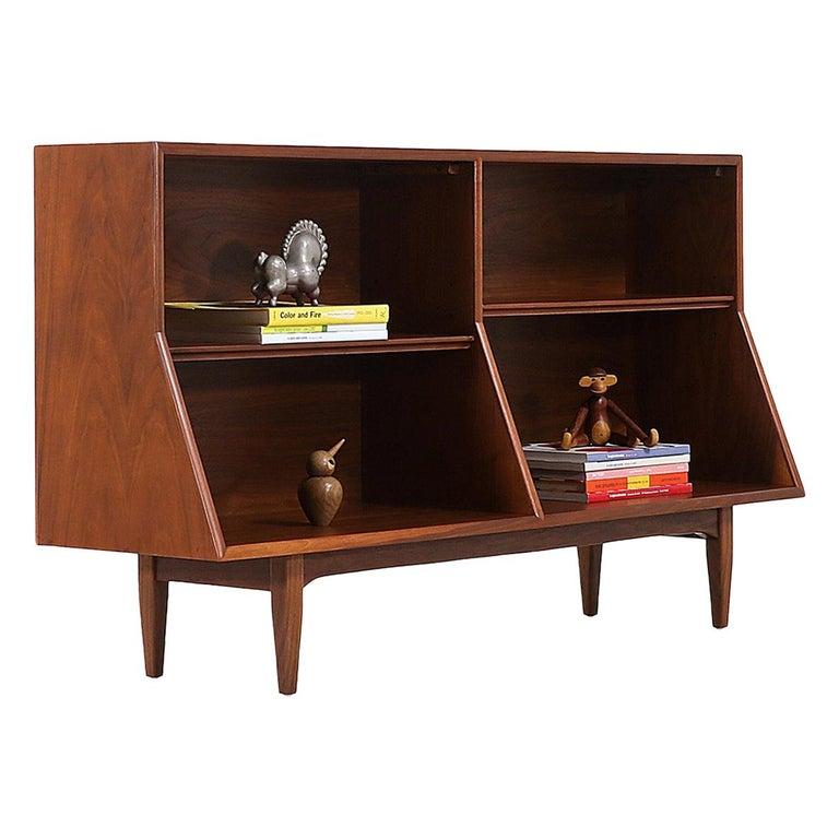 "Stewart MacDougall & Kipp Stewart ""Declaration"" Bookcase for Drexel For Sale"